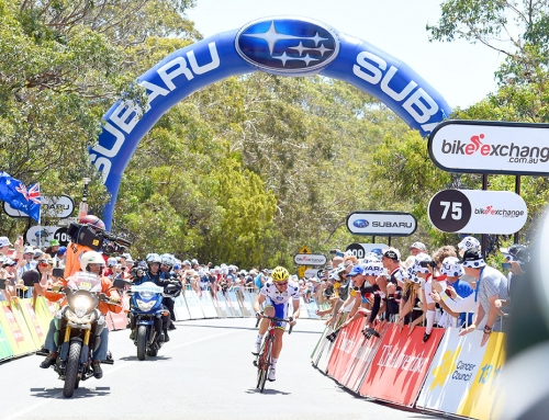 Tour Down Under 2016 Race Routes